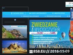 Miniaturka domeny wakacje.veturo.pl