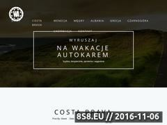 Miniaturka domeny wakacjeautokarem.com.pl