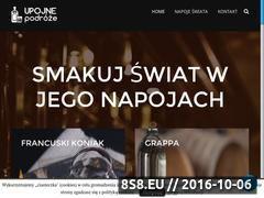 Miniaturka Najpopularniejsze zagraniczne trunki (wakacyjnenapoje.pl)