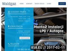 Miniaturka domeny waldgaz.slupsk.pl