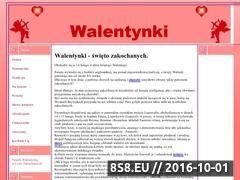 Miniaturka domeny www.walentynki.swieta.biz