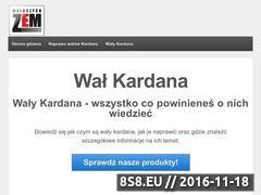 Miniaturka domeny walkardana.pl