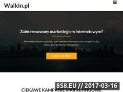 Miniaturka domeny walkin.pl