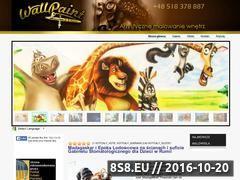 Miniaturka domeny wallpaint.pl