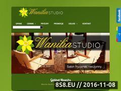 Miniaturka domeny waniliastudio.pl