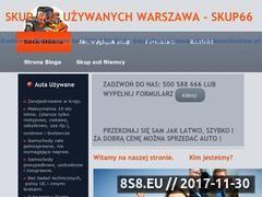 Miniaturka warszawa-skupsamochodow.pl (Skup aut Warszawa)