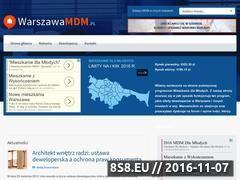 Miniaturka domeny warszawamdm.pl