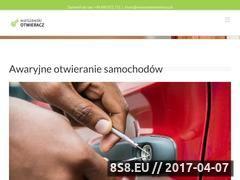 Miniaturka domeny warszawskiotwieracz.pl