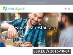 Miniaturka Bezbutlowe dystrybutory i filtry wody, Vending (water4you.pl)