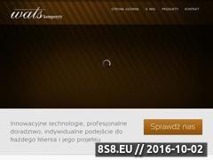 Miniaturka domeny wats-kompozyty.pl