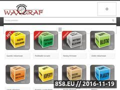 Miniaturka domeny waxgraf.com.pl