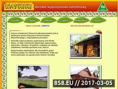 Miniaturka domeny www.waykiki.waldi-leszno.pl