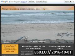Miniaturka domeny www.wczasy.nadmorzem.az5.pl