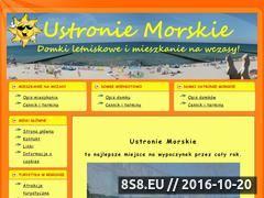 Miniaturka domeny www.wczasywustroniu.pl