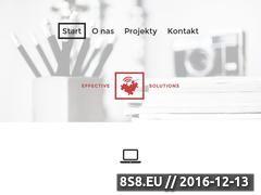 Miniaturka domeny web-creation.com.pl