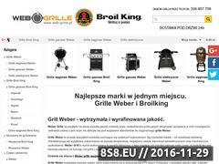 Miniaturka Weber Grill polska - grille gazowe Weber (www.web-grille.pl)