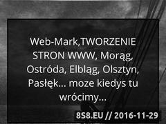 Miniaturka domeny www.web-mark.pl
