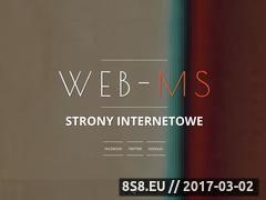 Miniaturka domeny www.web-ms.pl