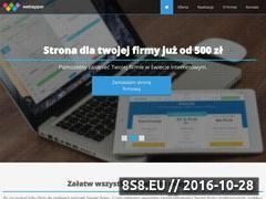 Miniaturka domeny webapper.pl