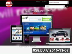 Miniaturka domeny webbaster.pl