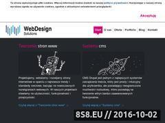 Miniaturka domeny webdesignsolutions.pl