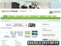 Miniaturka domeny www.webhostel.pl