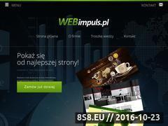 Miniaturka domeny webimpuls.pl