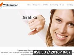 Miniaturka domeny webinvation.pl