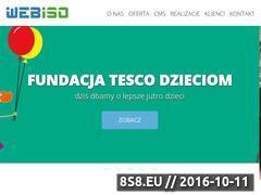 Miniaturka domeny www.webiso.pl