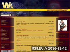 Miniaturka domeny www.webmax.pl