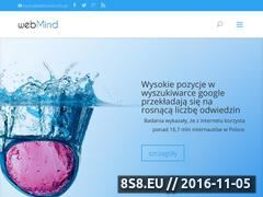 Miniaturka domeny www.webmind.com.pl