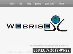 Miniaturka domeny www.webrise.pl