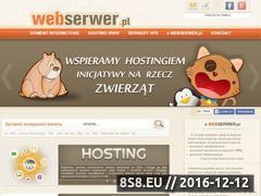 Miniaturka domeny www.webserwer.pl