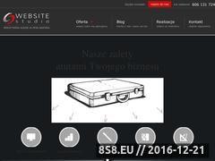 Miniaturka domeny www.website-studio.pl