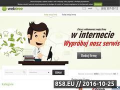 Miniaturka domeny www.webtree.com.pl