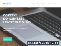 Miniaturka domeny www.webtro.pl