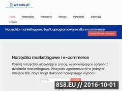 Miniaturka domeny www.webus.pl
