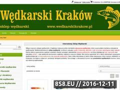 Miniaturka wedkarskikrakow.pl (Tani Sklep WedkarskiKrakow.pl)