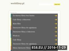 Miniaturka domeny weebfilmy.pl