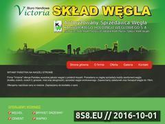 Miniaturka domeny www.wegielvictoria.pl