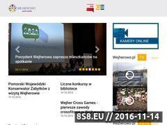Miniaturka domeny www.wejherowo.pl