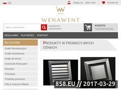 Miniaturka wenawent.pl (Kratki na wymiar)