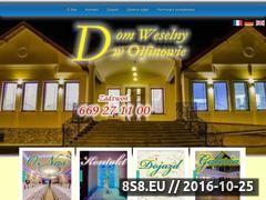 Miniaturka domeny weselaotfinow.pl