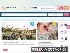 Miniaturka weselinka.pl (Moda ślubna)