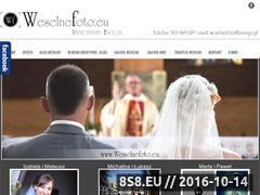Miniaturka Fotografia weselna, ślubna, chrzty i plenery (weselnefoto.eu)
