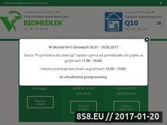 Miniaturka domeny www.weterynarz-gorzow.pl