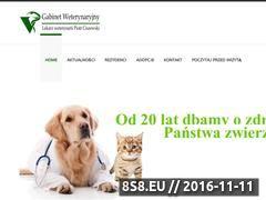 Miniaturka domeny www.weterynarzgrudziadz.pl