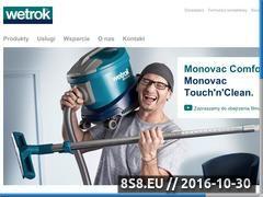 Miniaturka domeny www.wetrok.pl