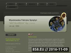 Miniaturka domeny wfs-metalurgia.com.pl