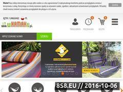 Miniaturka domeny www.whamaku.pl